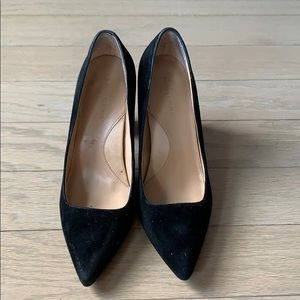 Black Pumps - Banana Republic 12 hr heel